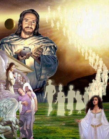 Réponse aux questions : La période non évoquée de la Bible