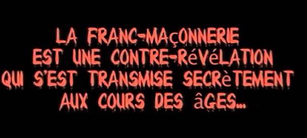 &quot&#x3B;Les origines occultistes de la Franc-maçonnerie&quot&#x3B;
