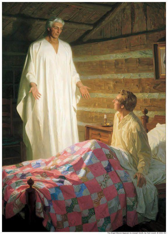 Discussion entre un chrétien sans dénomination et un mormon