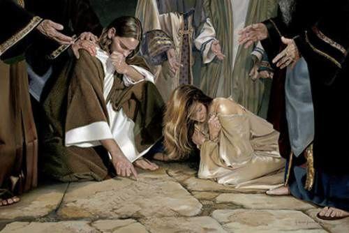Ils chantaient des cantiques chrétiens durant leur exécution