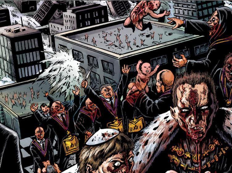 &quot&#x3B;Tu verras encore d'autres grandes abominations qu'ils commettent&quot&#x3B; (Mis à jour)