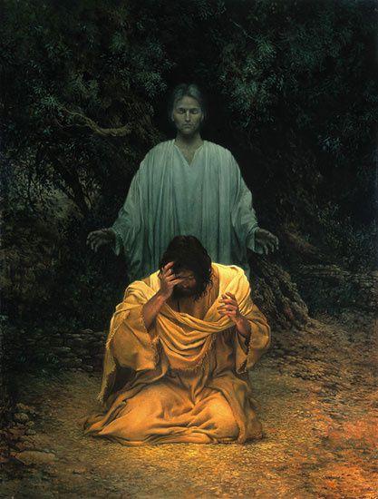Prier pour pour une vie plus légère ou pour des épaules plus larges ?