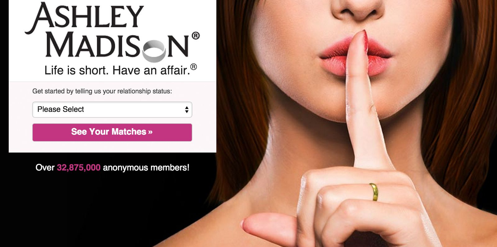 Scandale Ashley Madison : Des centaines de pasteurs concernés