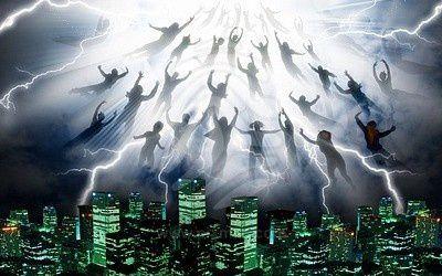 Prédiction: J-6 avant l'Enlèvement de l'Eglise?