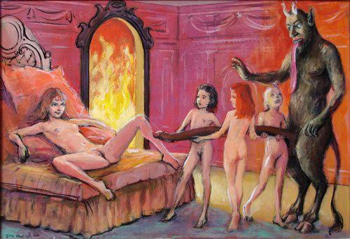 Art contemporain : une association lot-et-garonnaise dénonce un catalogue d'œuvres pédophiles