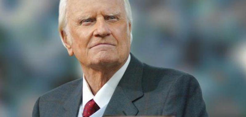 Etats-Unis: Selon Billy Graham, l'Eglise américaine devrait se préparer à la persécution