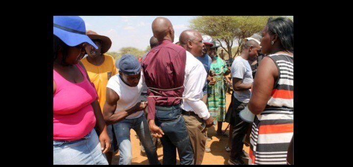 Quand l'EGLIZE fait honte : Afrique du Sud