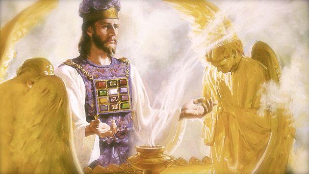 Actes 8:37 Philippe dit: Si tu crois de tout ton coeur, cela est possible. L'eunuque répondit: Je crois que Jésus Christ est le Fils de Dieu.