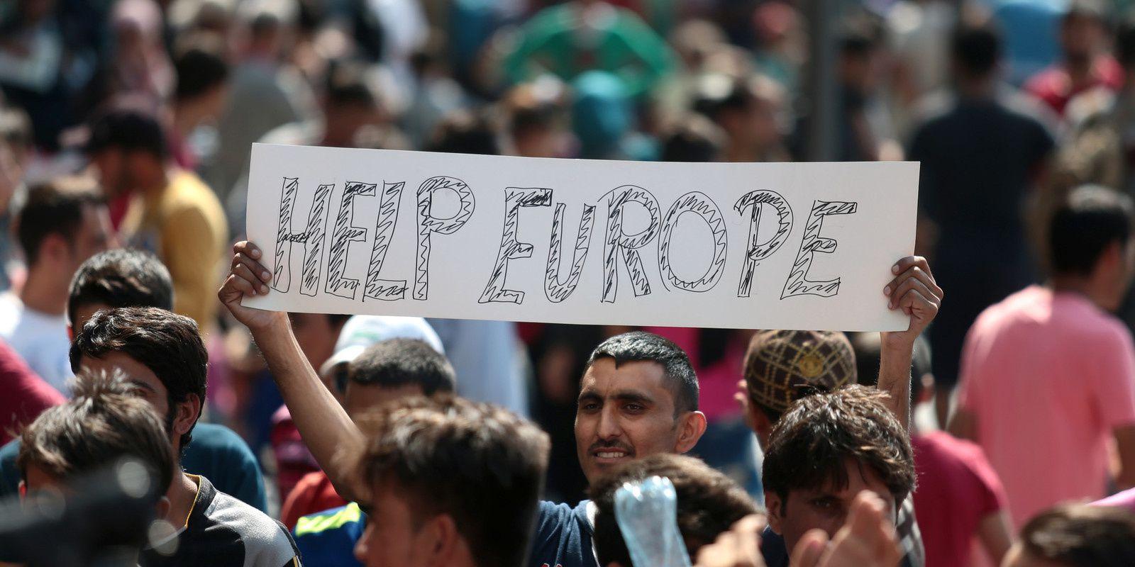 La crise des réfugiés en Europe est sur le point de passer de &quot&#x3B;terrible&quot&#x3B; à &quot&#x3B;sans précédent&quot&#x3B;