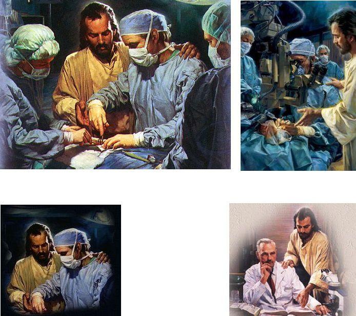 Selon une étude 90% des prières chrétiennes sont des demandes de guérison