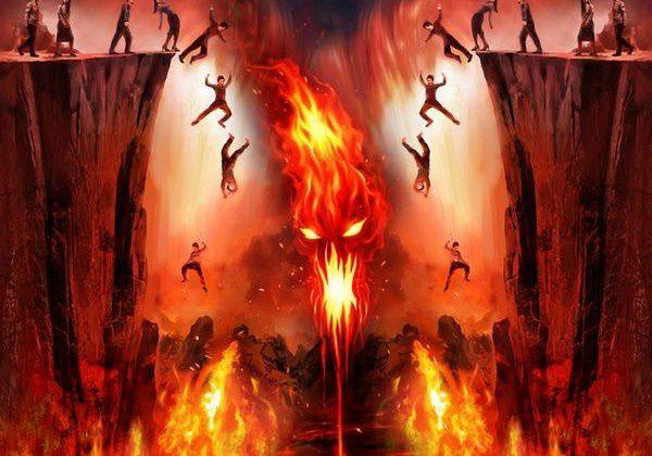 &quot&#x3B; Retire-toi, Satan! Car il est écrit : Tu adoreras le Seigneur, ton Dieu, et tu le serviras lui seul.&quot&#x3B;