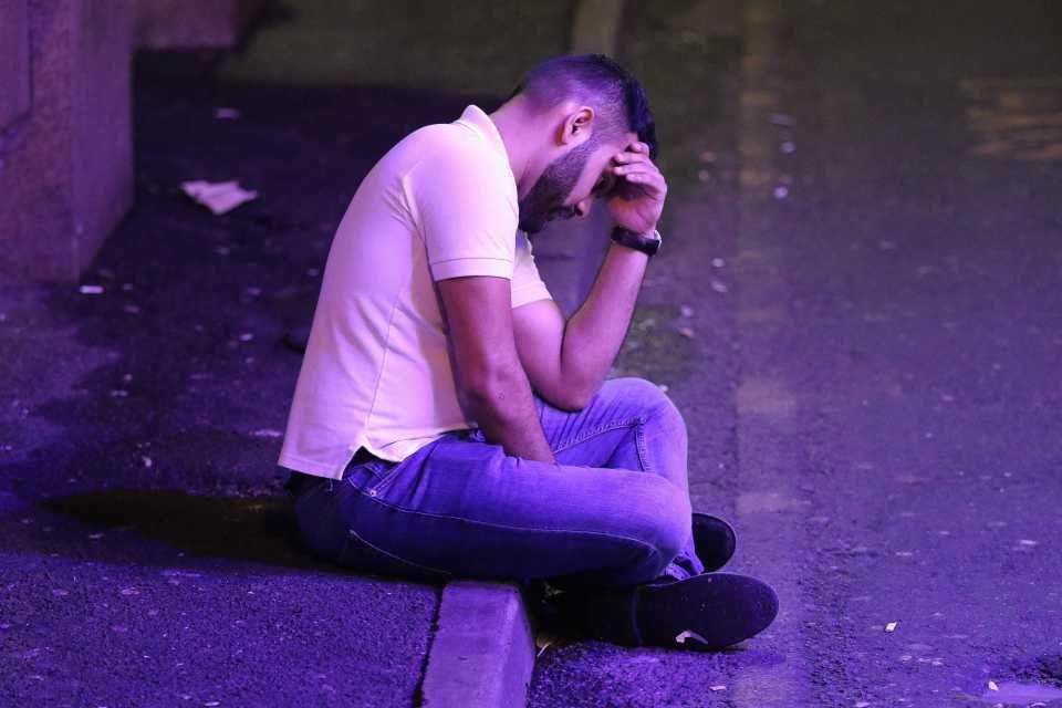 Signes de notre temps : Deux adultes totalement éteins après une prise d'héroïne
