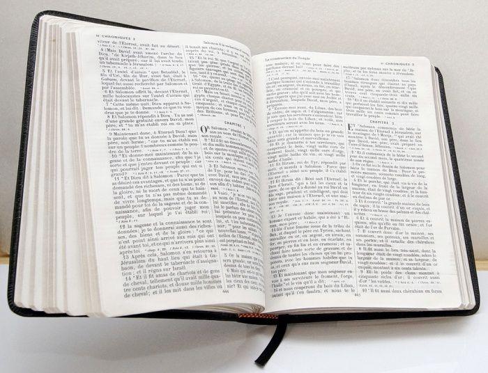 Bible : le verset le plus recherché de la Bible est...