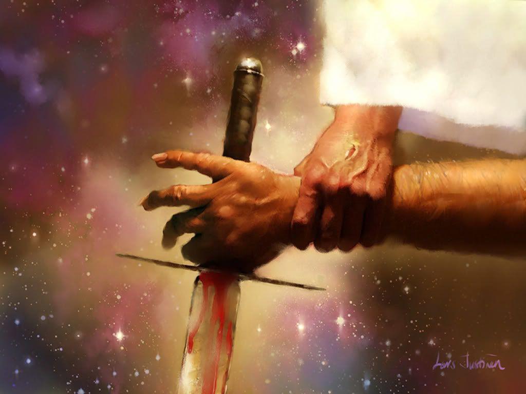 « Ils vous tuent parce qu'ils n'ont jamais connu Dieu ! »