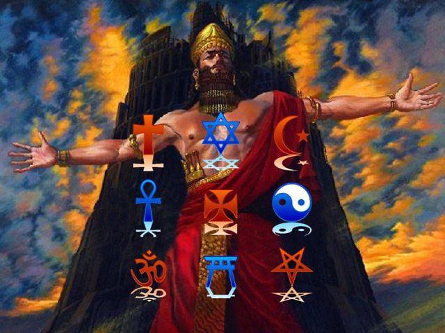 IMPORTANT : Pourquoi Dieu ne veut pas un Ordre Mondial !!!