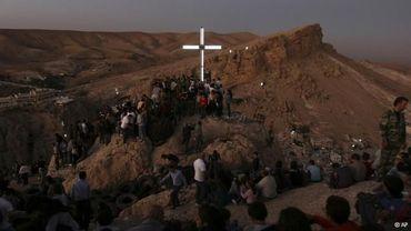 L'Esprit-Saint ouvre une brèche à Alep, des milliers d'individus attirés par Christ