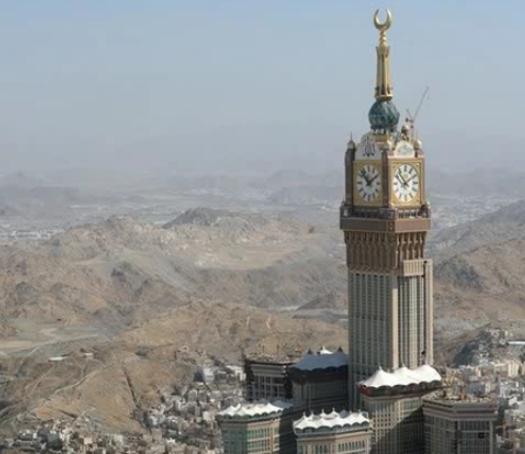 &quot&#x3B;Etrange Mekka&quot&#x3B;
