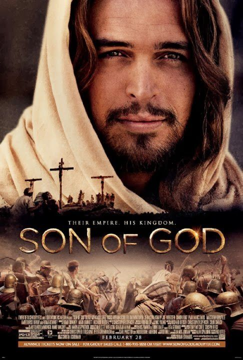 "Son of God ( Fils de Dieu). Dérivé de la Série ""The Bible"" (La Bible)"
