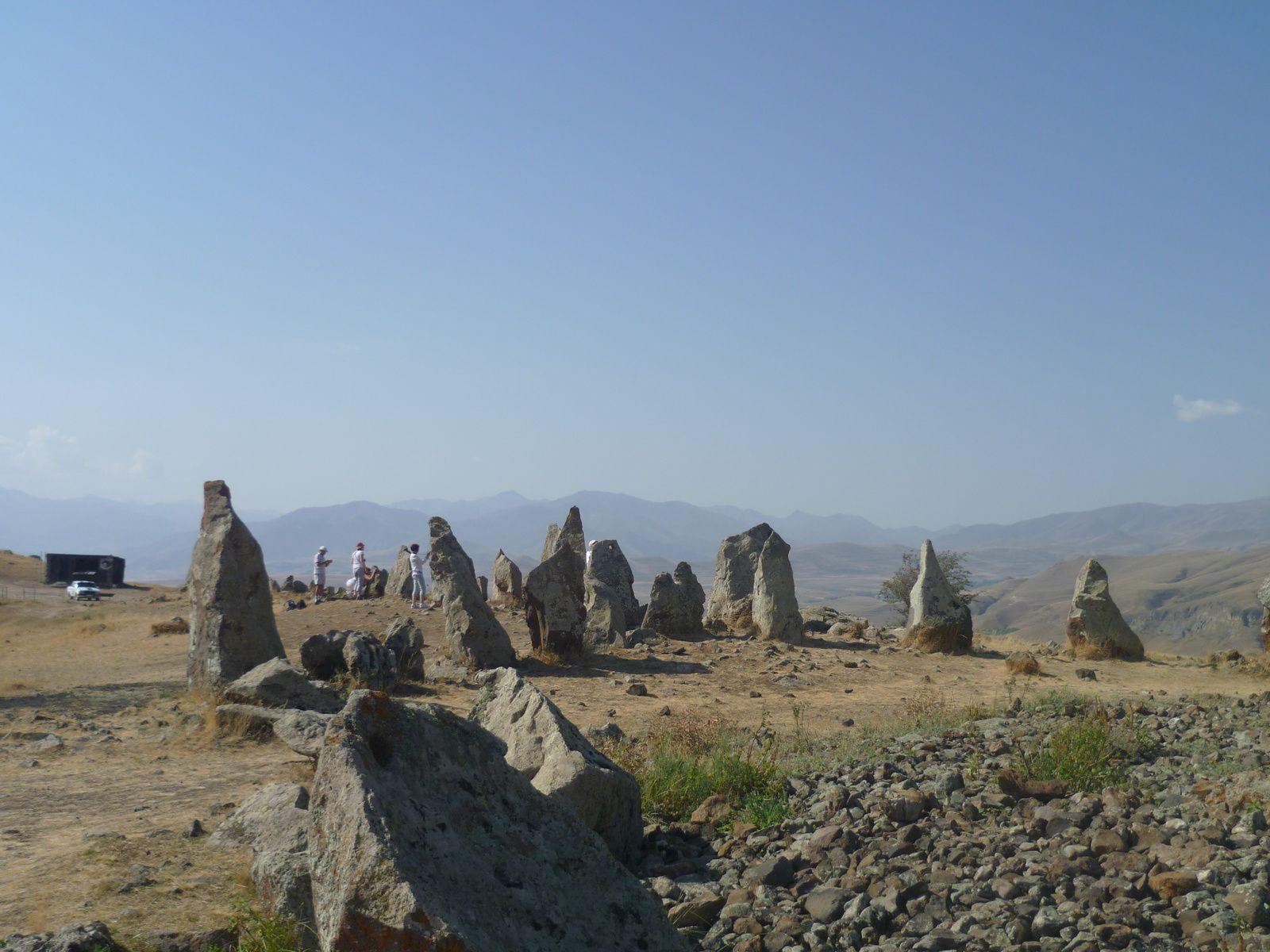 La Symphonie des Cieux Arménie