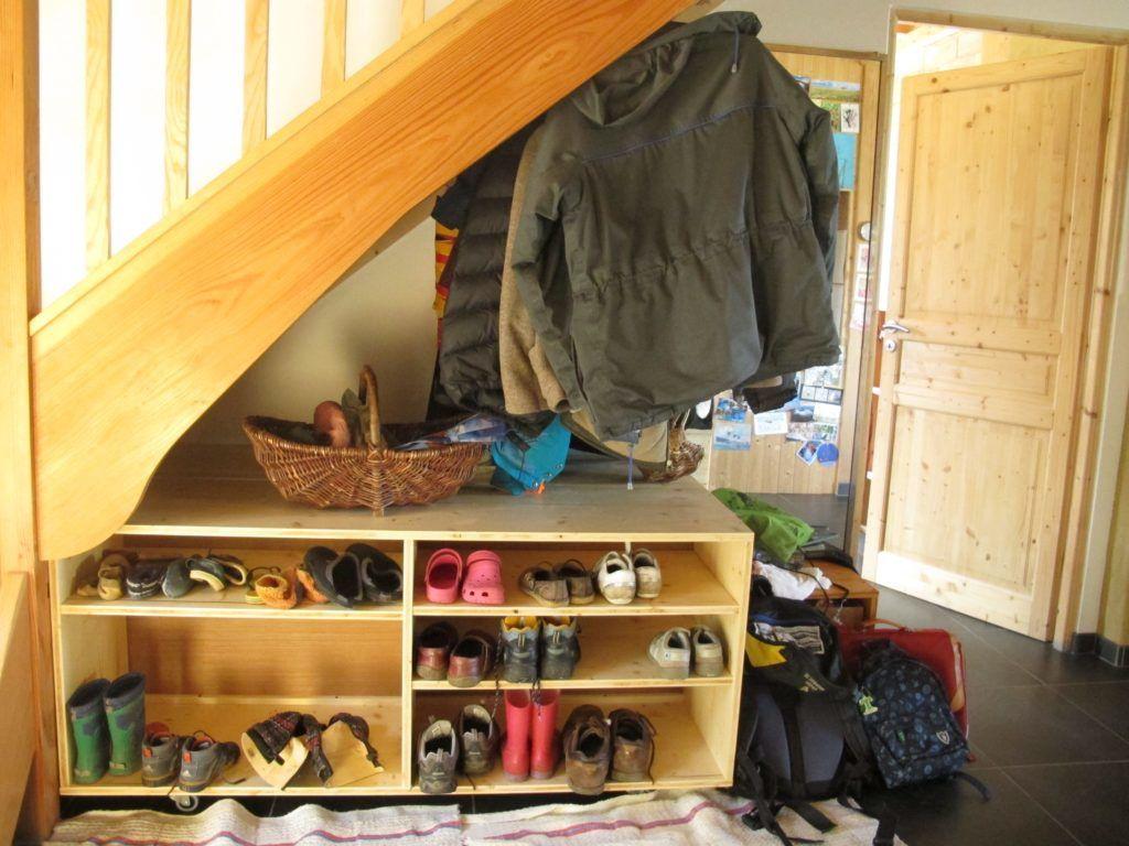 Maison Paille Bugey Sous L Escalier