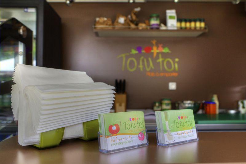 Tofu'toi, food truck veggie à Bordeaux