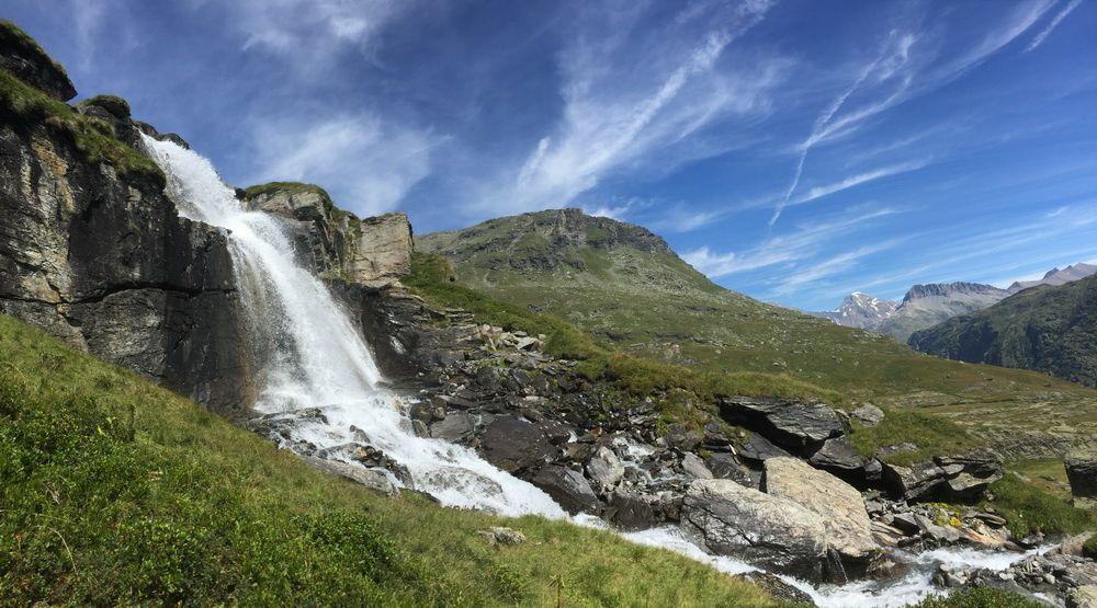 Aout en Vanoise : paysages et ambiance