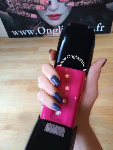 Vernis semi permanent Onglissimo ciel orageux