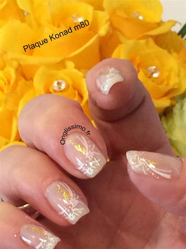 liner extra fin or konad ongles