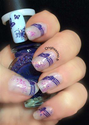 La fête à neuneu des ongles nail art !