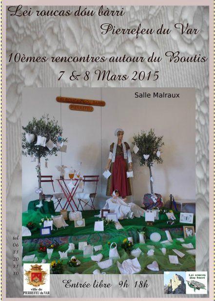 Salon dans le Cantal  et le Var