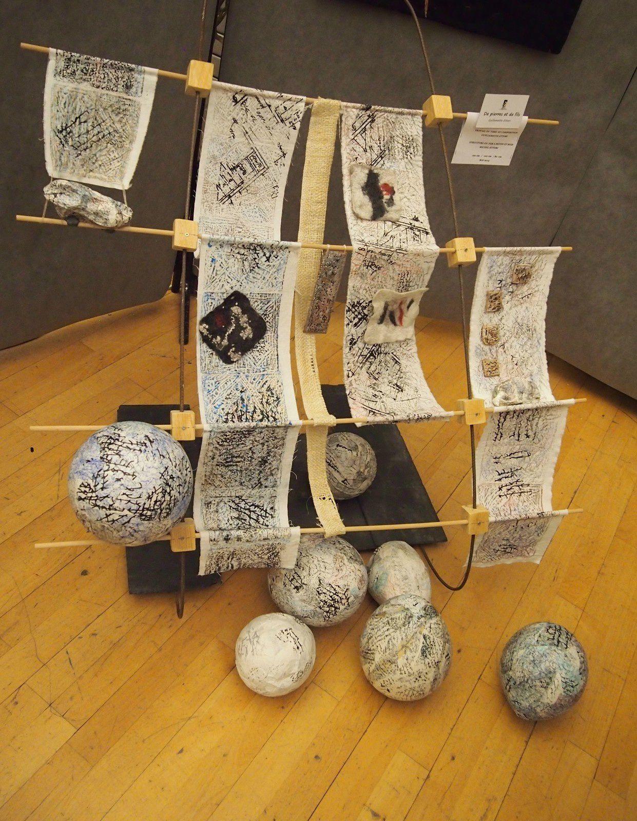 Textile et Céramique