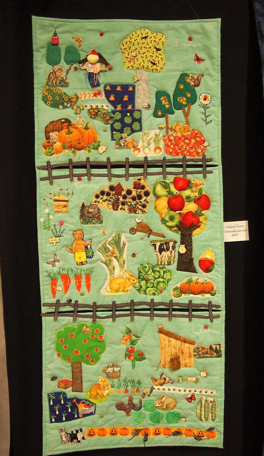 Expo Riom :  le jardin