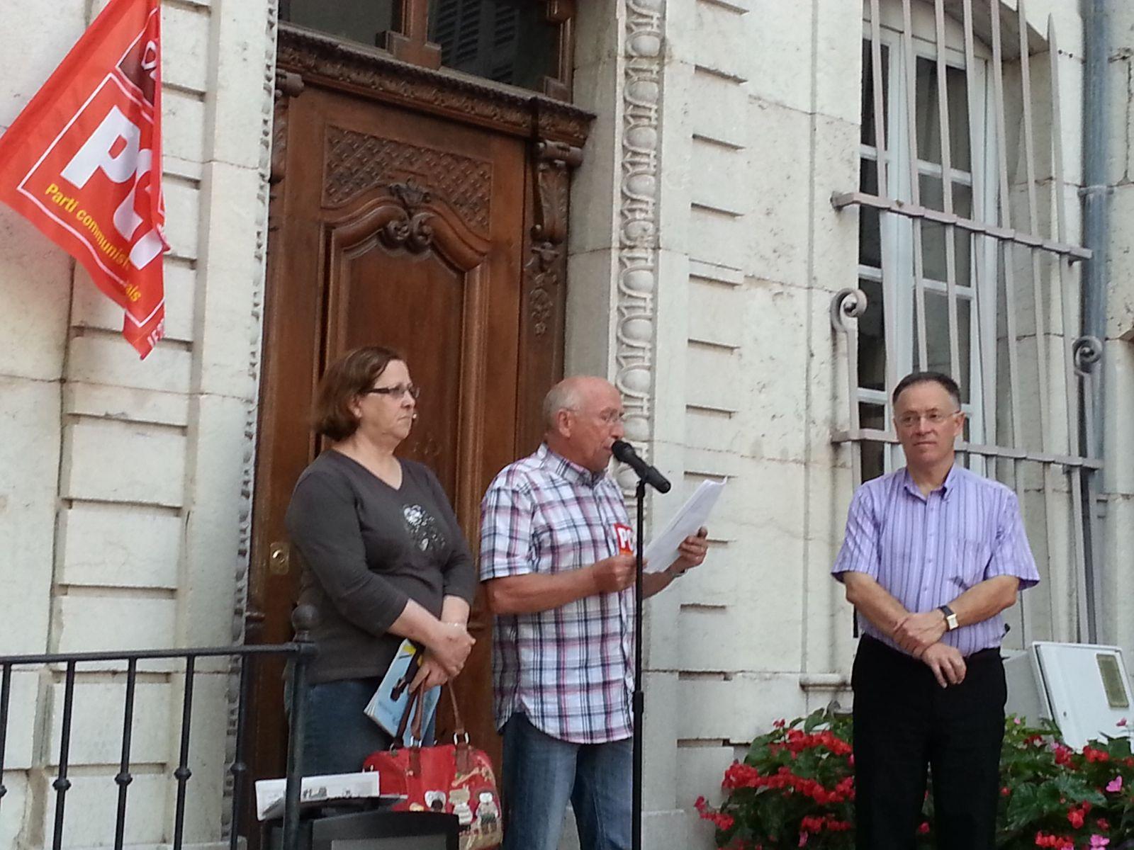 Election cantonale : Réunion publique et citoyenne au Val le 2/10/2013
