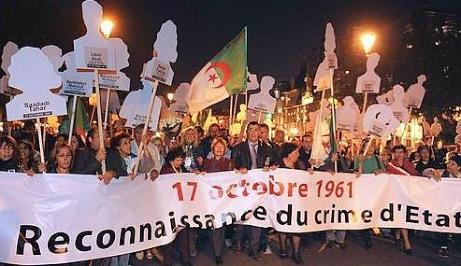 17 octobre 61 : &quot&#x3B;reconnaissance officielle du crime d'Etat et ouverture des archives&quot&#x3B; (PCF)