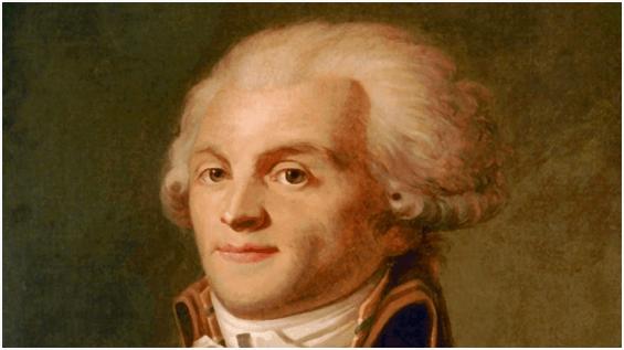 Robespierre : Conférence sur la légende noire
