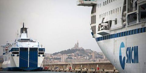 Pas de grand port à Marseille sans la SNCM