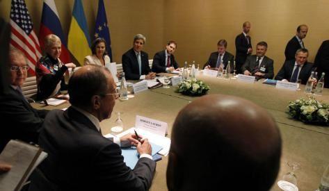 Accord de Minsk : &quot&#x3B;une avancée majeure pour la paix et pour une solution politique du conflit en Ukraine&quot&#x3B; (PCF)
