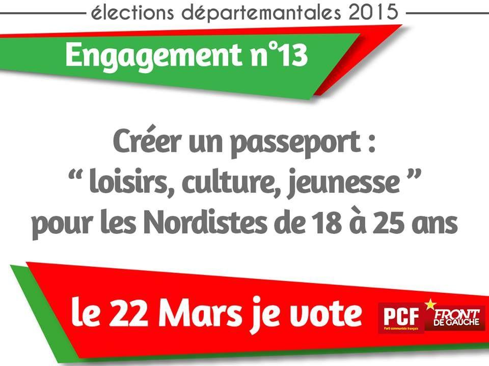 Les candidats Front de Gauche s'engagent (13)