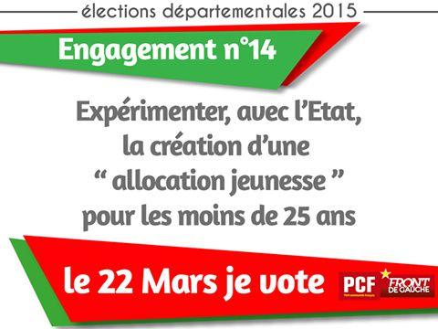 Les candidats Front de Gauche s'engagent (15)