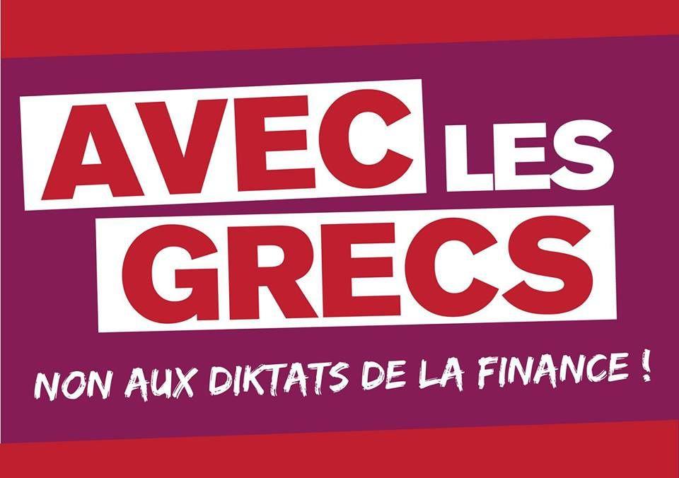 Grèce : Déclarations de la Présidente du Parlement le 2 juillet 2015