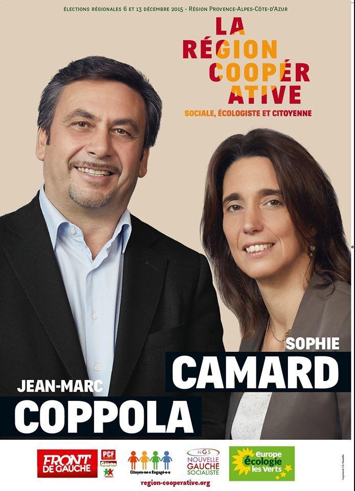 Sophie CAMARD - Jean-Marc COPPOLA : Défendre les valeurs républicaines pour faire vivre la démocratie