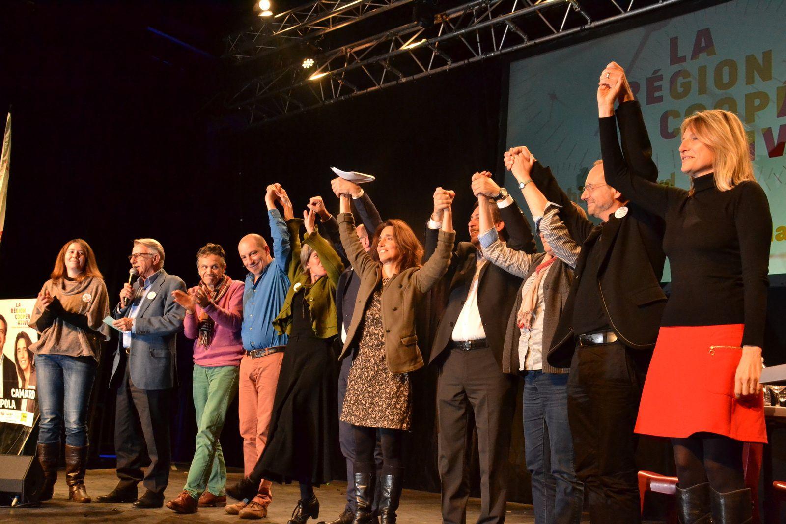 EELV-FdG. La gauche qui tient tête en PACA !