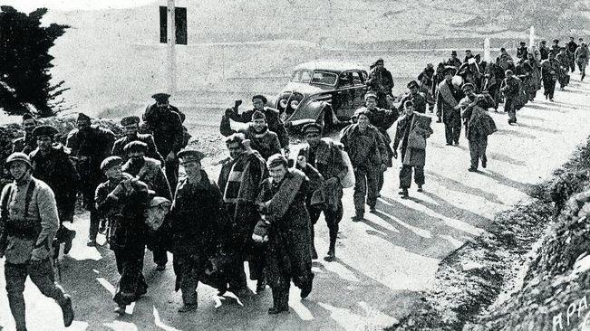 Refuge anti-aérien de 1936/1939 à Alicante (vidéo)