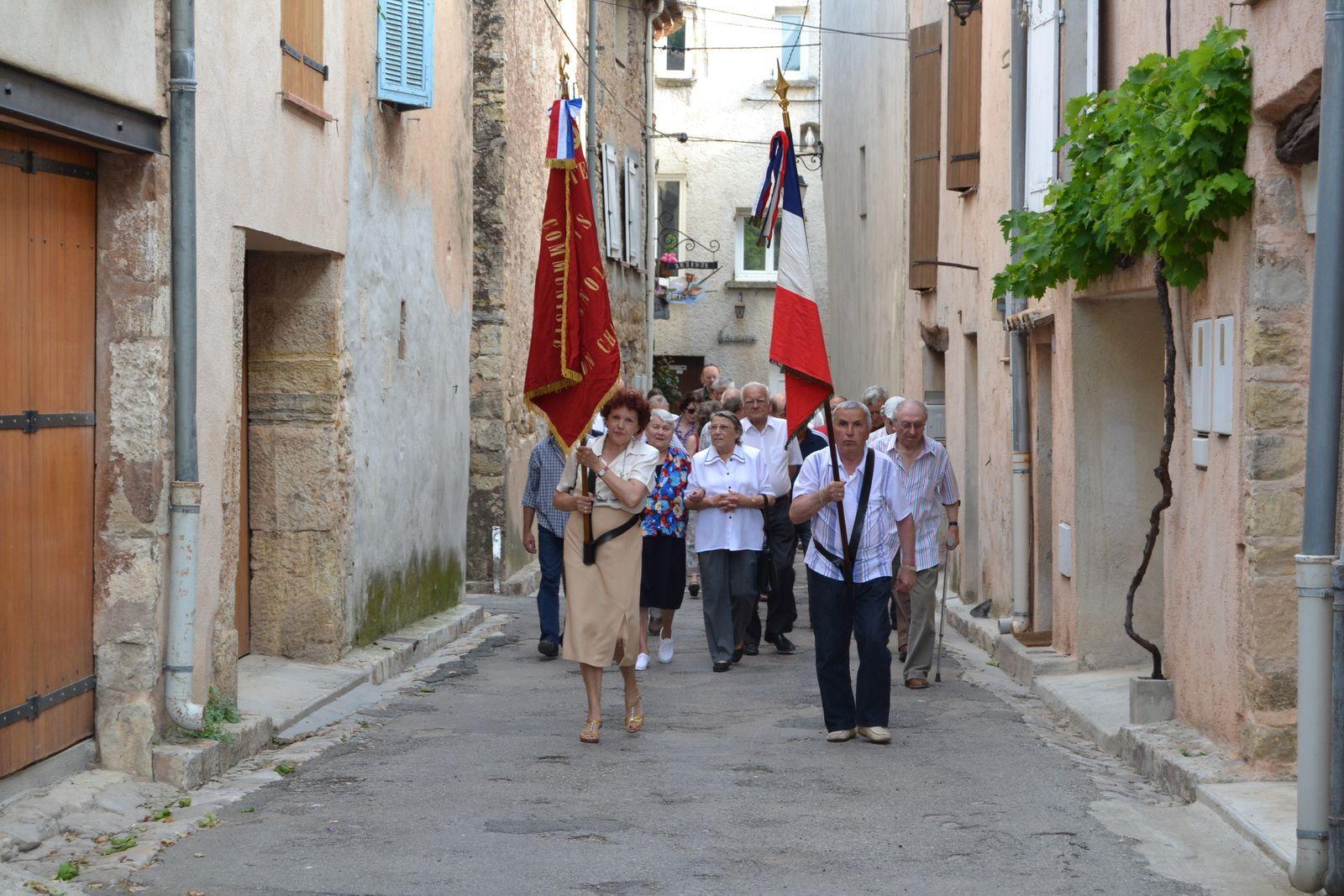 Le Val : Commémoration aux résistants Valois le vendredi 16 juin 2017 à 18h30