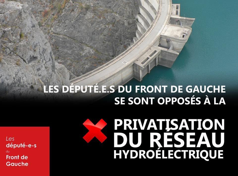 10 milliards de privatisations : l'État liquidateur de Macron (PCF)