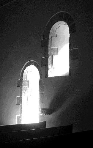 Langesse, église