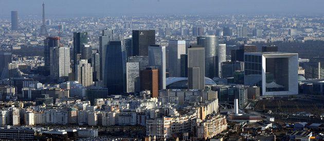 Quartier de la Défense Paris
