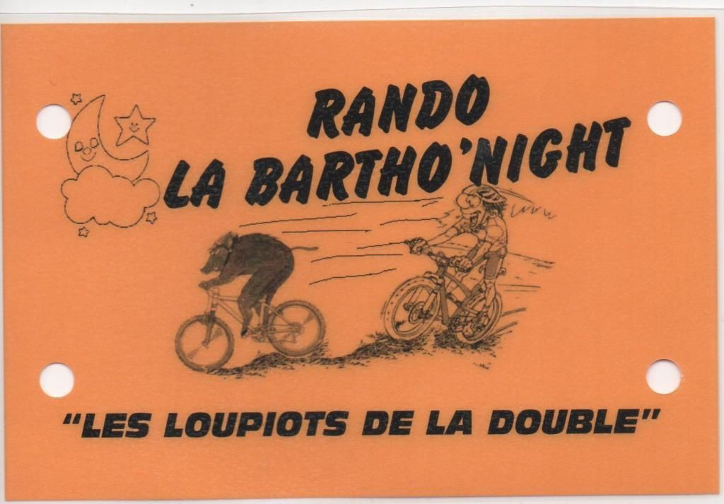 La Bartho'Night