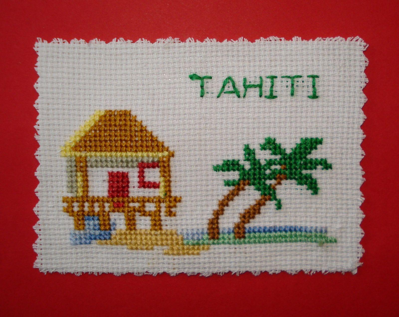 """2 L'ATC """"Tahiti"""" d'Isaphanie."""