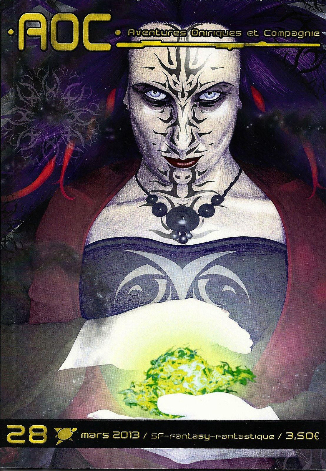 Illustration de la couverture : Lucie Bodin.